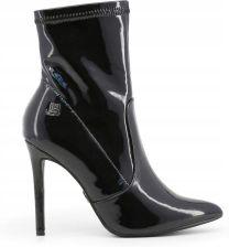 1f1b170a Botki damskie czarne Laura Biagiotti 5009 buty 41 Allegro