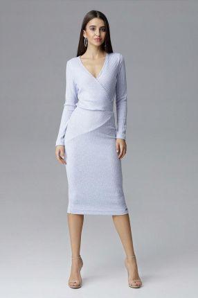 bc1aab75b9 Just Cavalli Sukienka Niebieski S - Ceny i opinie - Ceneo.pl