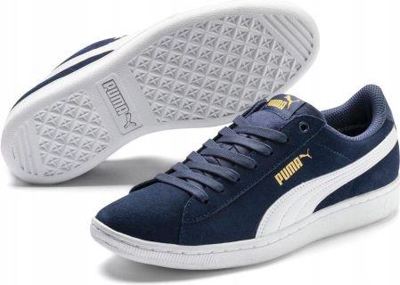 Buty męskie sneakersy Puma Suede Classic+ 356568 51 CZERWONY , , GRANATOWY Ceny i opinie Ceneo.pl