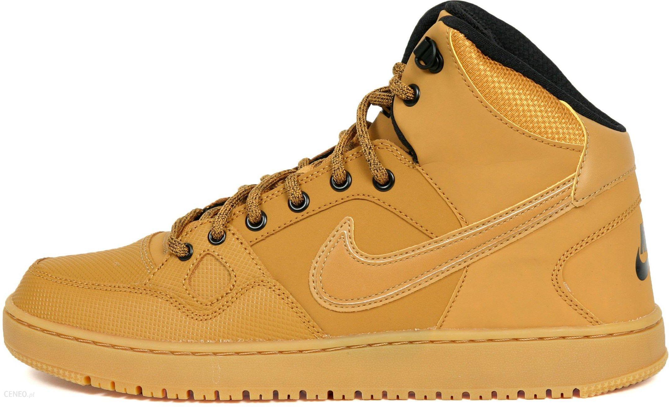 Buty zimowe męskie Nike Air Force 1 MID GS (807392 700)