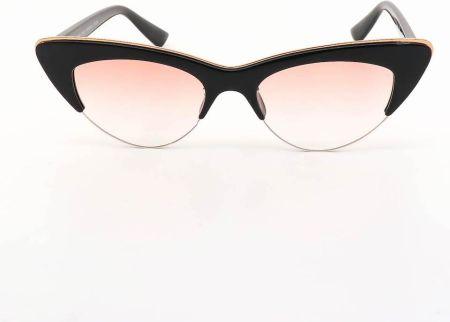 16e687ec383e97 Okualry Damskie Kocie Oczy Retro Stylowe Czarne Allegro. Okulary  przeciwsłoneczneOkualry Damskie Kocie Oczy Retro ...