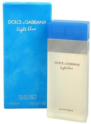 Dolce Gabbana Light Blue Woman Woda Toaletowa 50ml