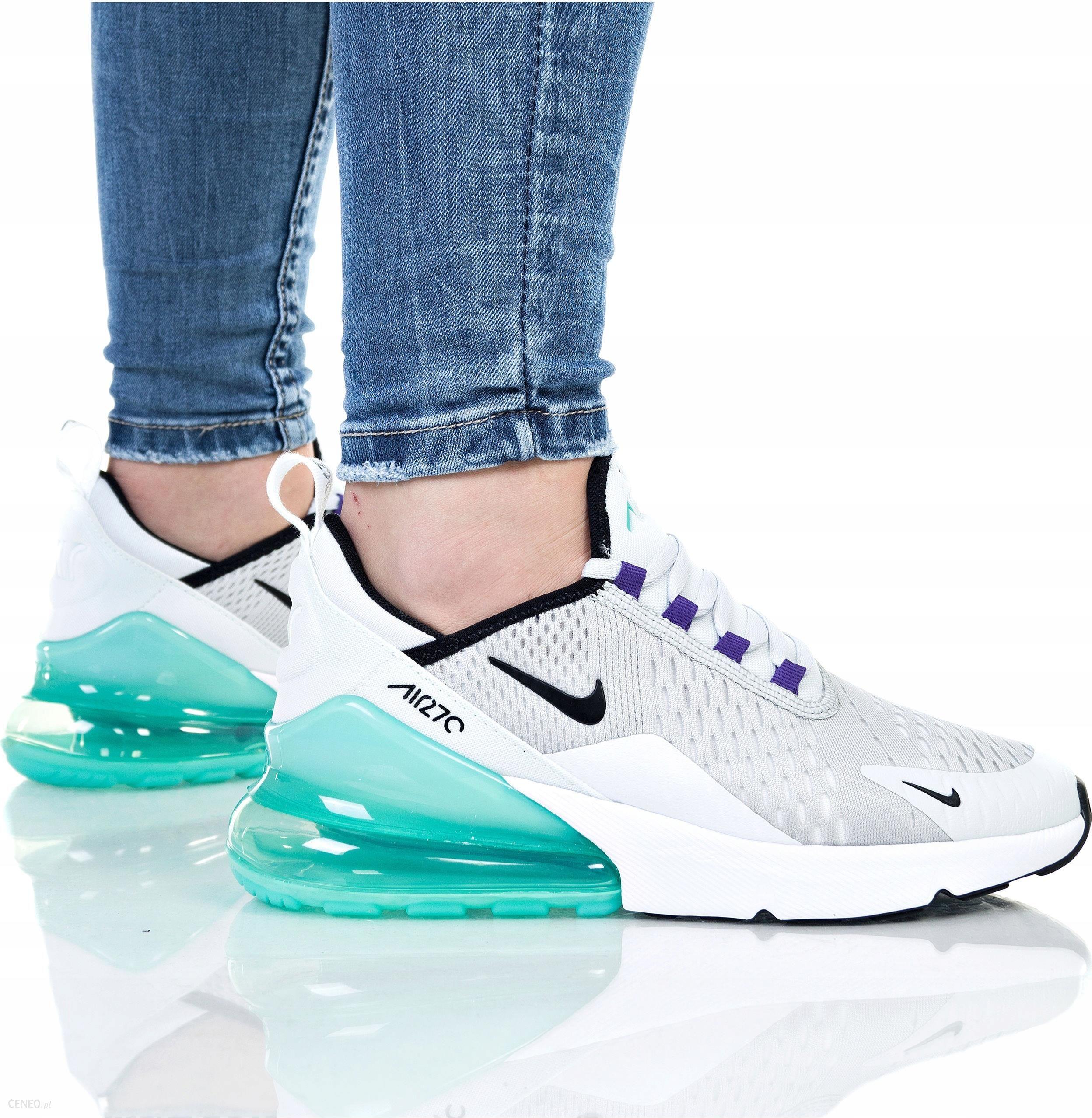 Buty Nike Damskie Air Max 270 943345 010 R. 37.5 Ceny i