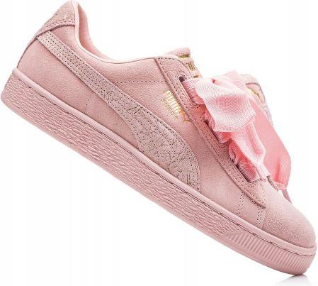 Buty, sneakersy damskie Puma Suede Heart 363229 02 Ceny i opinie Ceneo.pl