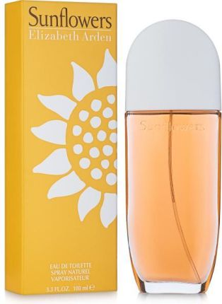 Elizabeth Arden Sunflowers Woman Woda toaletowa 50ml spray
