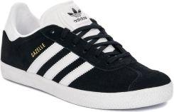 Sneakersy Adidas Gazelle J BB2502 Czarno Białe Biały , , Czarny