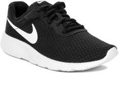 2d49d130 Sneakersy Nike Tanjun 818381-011 Czarno Białe - Biały    Czarny - zdjęcie 1