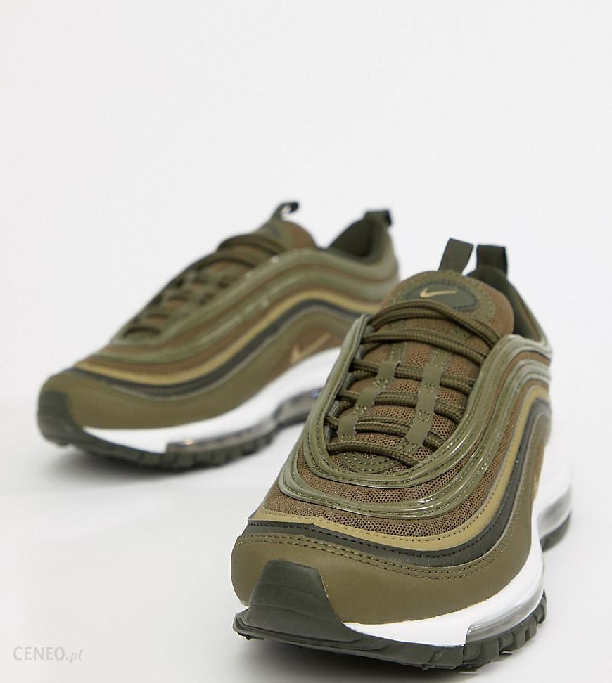 sports shoes c8a52 db54a Nike Khaki Air Max 97 Trainers - Green - Ceneo.pl