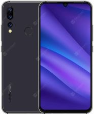 """UMIDIGI A5 PRO 4G Phablet 6.3 inch Android 9.0 Helio P23 - Other Area Black"""