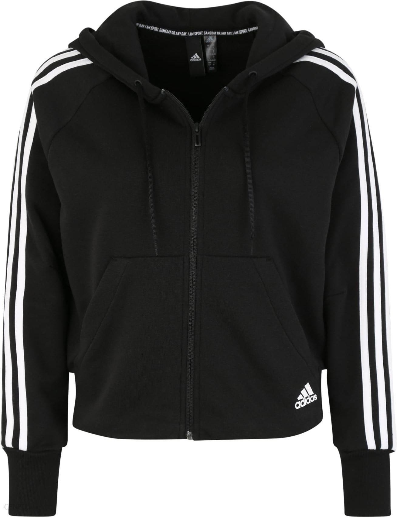 adidas perfiormance the pack bluza czarny