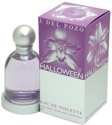 Jesus Del Pozo Halloween Woman Woda toaletowa 50ml spray