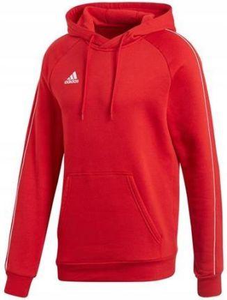 bluza adidas czerwona allegro