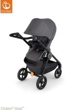 Stokke Beat Black Melange Spacerowy