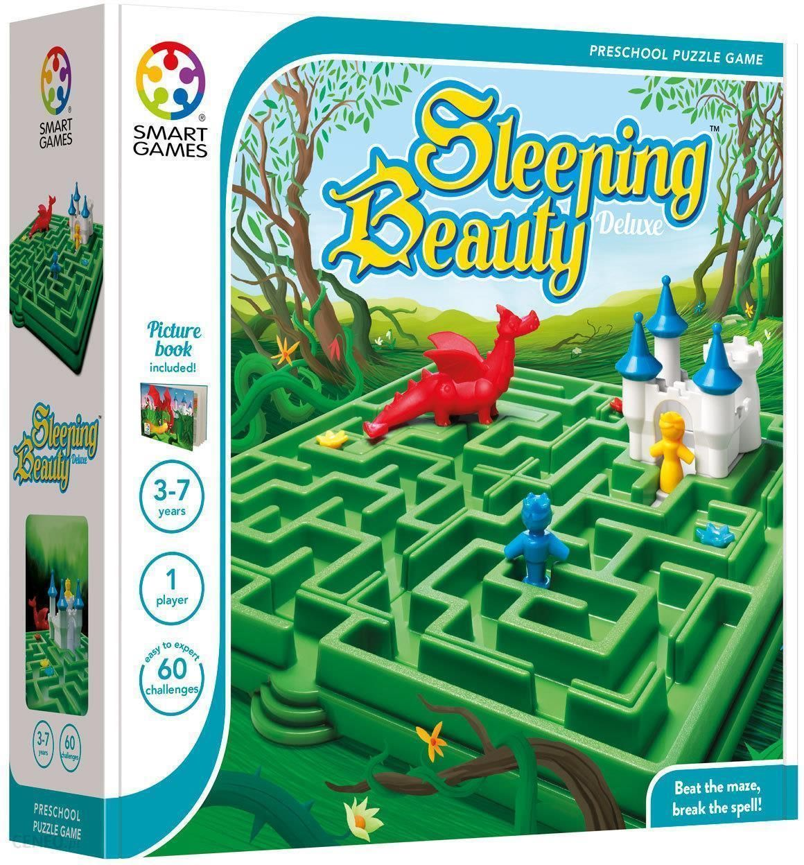 Išmanieji žaidimai - miegančioji gražuolė