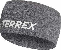 f86df7fe4 Opaska na głowę adidas Terrex Trail Headband szara roz OSFW DT5093