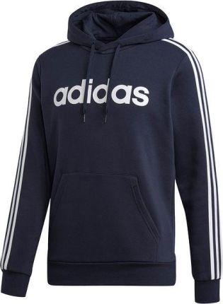4ff0e7119 Bluza męska Essentials 3-Stripes Pullover Adidas (legend ink/white)