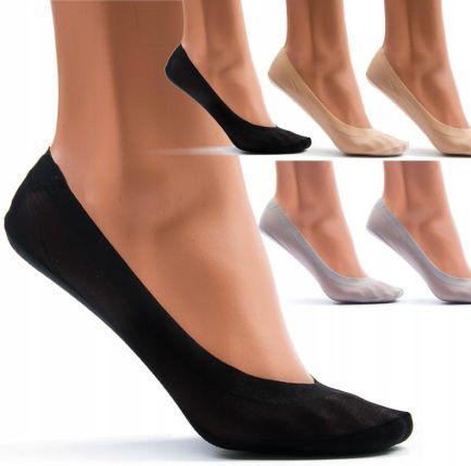 81cec2adc52c50 Stopki balerinki ABS bawełniane z poduszką i koronką - Ceny i opinie ...