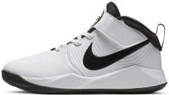 1df7f21f9c8e5 Nike Buty dla małych dzieci Nike Team Hustle D 9 - Biel
