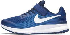 b6900443 Nike Buty do biegania dla małych/dużych dzieci Nike Zoom Pegasus 34 FlyEase  - Niebieski