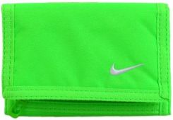 95b4a538707e0 Portfel Sportowy Nike Basic NIA08385 zielony
