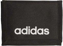 61216aa88c430 Portfel Sportowy Adidas Linear Core czarny DT4821