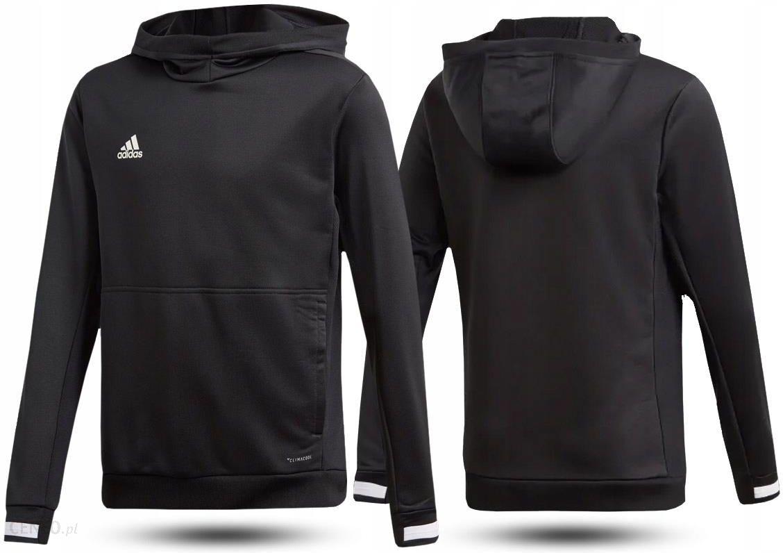 0d2f5bf85 Adidas Bluza Dziecięca z kapturem Junior czarna - Ceny i opinie ...