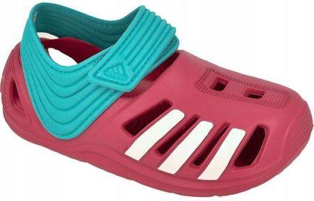 sandały gumowe dla dzieci adidas