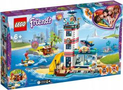 Lego Friends Centrum Ratunkowe W Latarni 41380