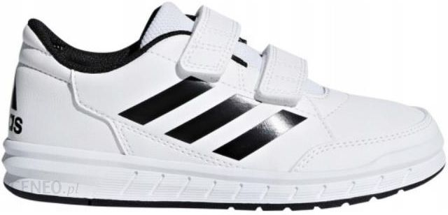 Buty dla dziewczynki Adidas Alta białe Ceny i opinie Ceneo.pl