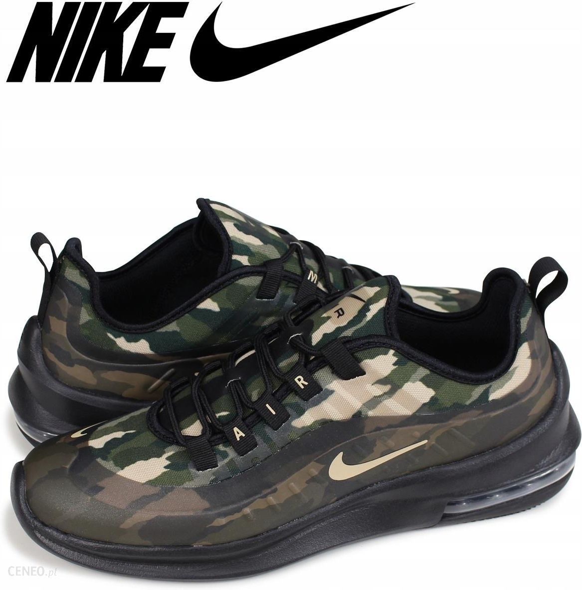 autoryzowana strona sprzedawane na całym świecie nowa wysoka jakość Buty Nike Air Max Axis Prem AA2148 002 Moro r.42,5 - Ceny i opinie -  Ceneo.pl