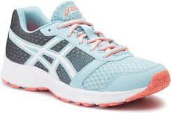 Buty ASICS Patriot 9 Gs C806N Porcelain BlueWhiteFlash Coral 1401 Ceny i opinie Ceneo.pl