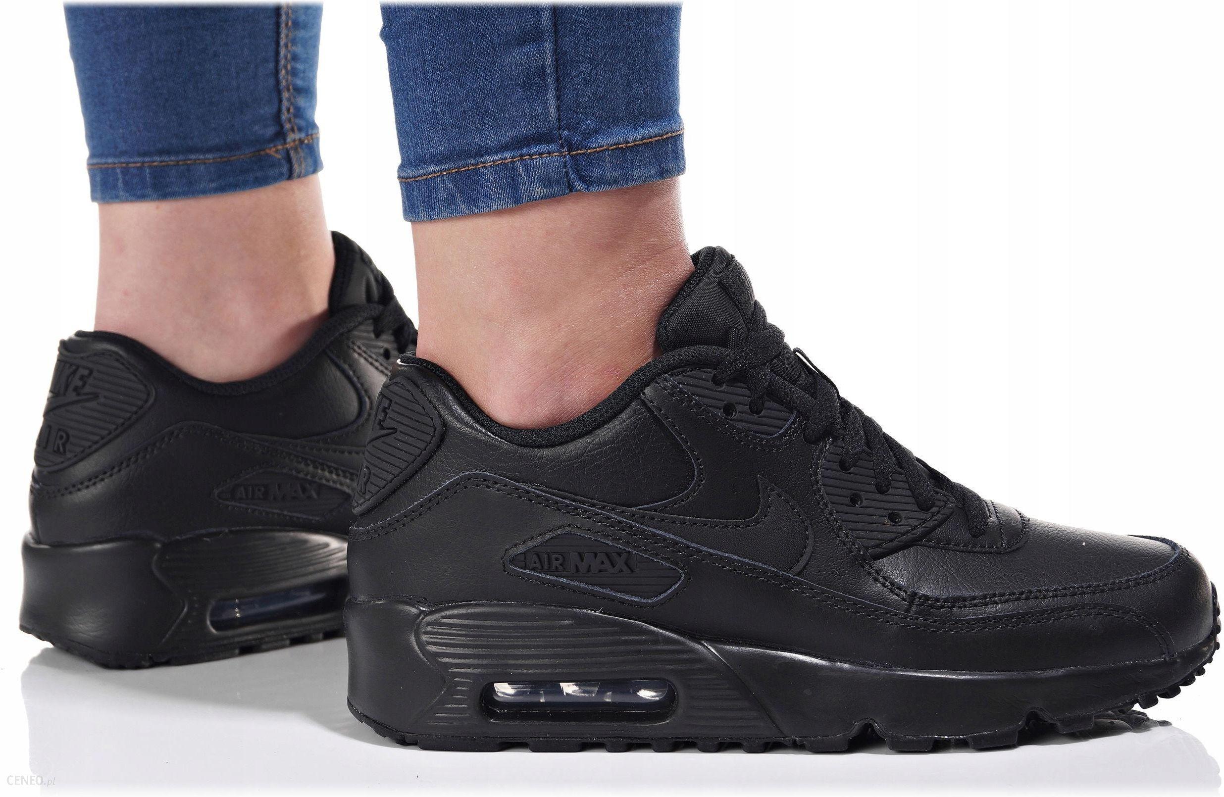 AIR MAX 90 LTR (GS) | 833412 001 | Młodzieżowe buty Nike