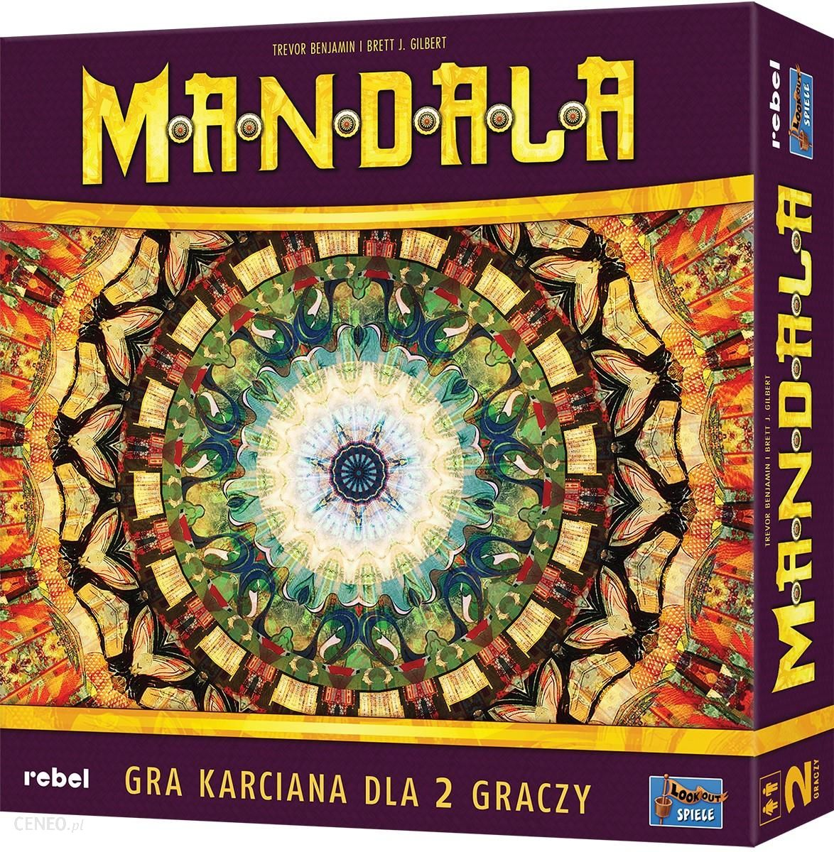 Gra planszowa Rebel Mandala