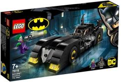 Lego Dc Comics Super Heroes Batmobile 76119