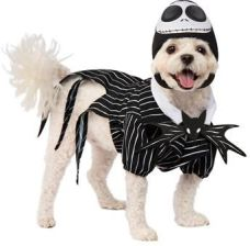 Rubies Costume Co. Inc Nightmare Before Christmas Jack Skellington Pet Costume (RU200184L)