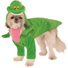 Rubies Costume Co. Inc Ghostbusters Slimer Costume for Pets (RU580262S)