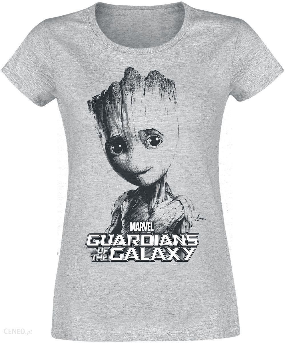 68e956c4a Guardians Of The Galaxy - Groot - Sweet - T-Shirt - Kobiety - odcienie