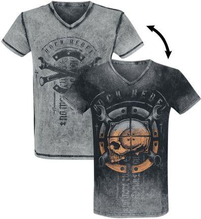 Heavy Tools Męski t shirt Maestro S19 105 String (rozmiar M