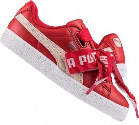 d06c75ce Buty damskie Puma Basket Heart Diamond 365066-01 - Ceny i opinie ...