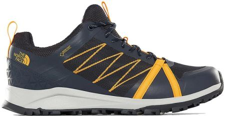 Buty Męskie The North Face Litewave Fastpack Gore tex T93REDCD0