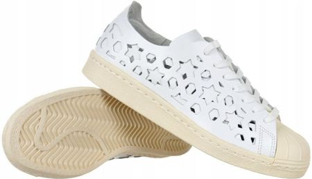 6c32ba8bb00df Buty Adidas Superstar 80s damskie skórzane 37 1/3 Allegro