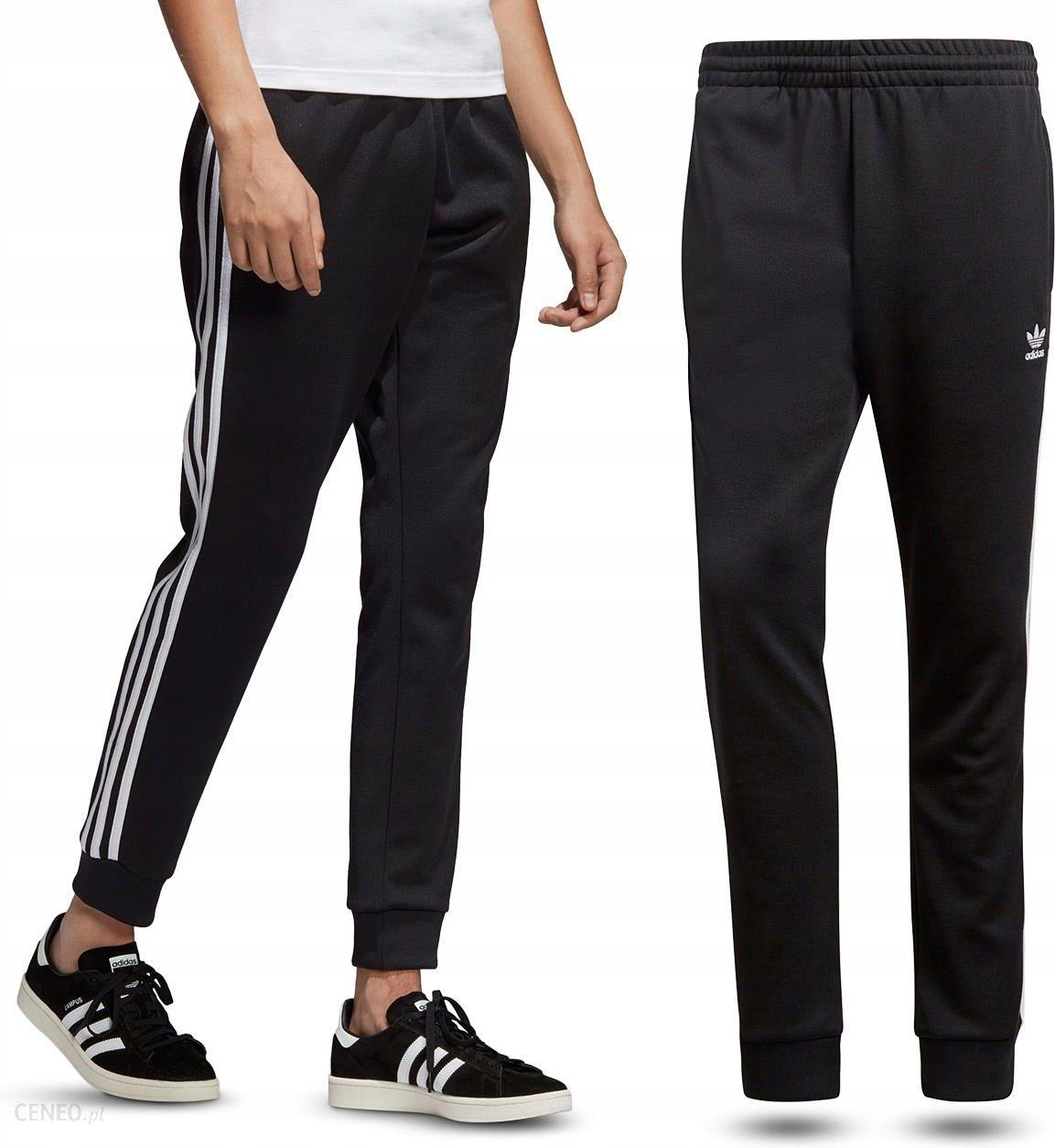 Spodnie Dresowe Adidas Dresy męskie CW1275 Czarne Ceny i opinie Ceneo.pl