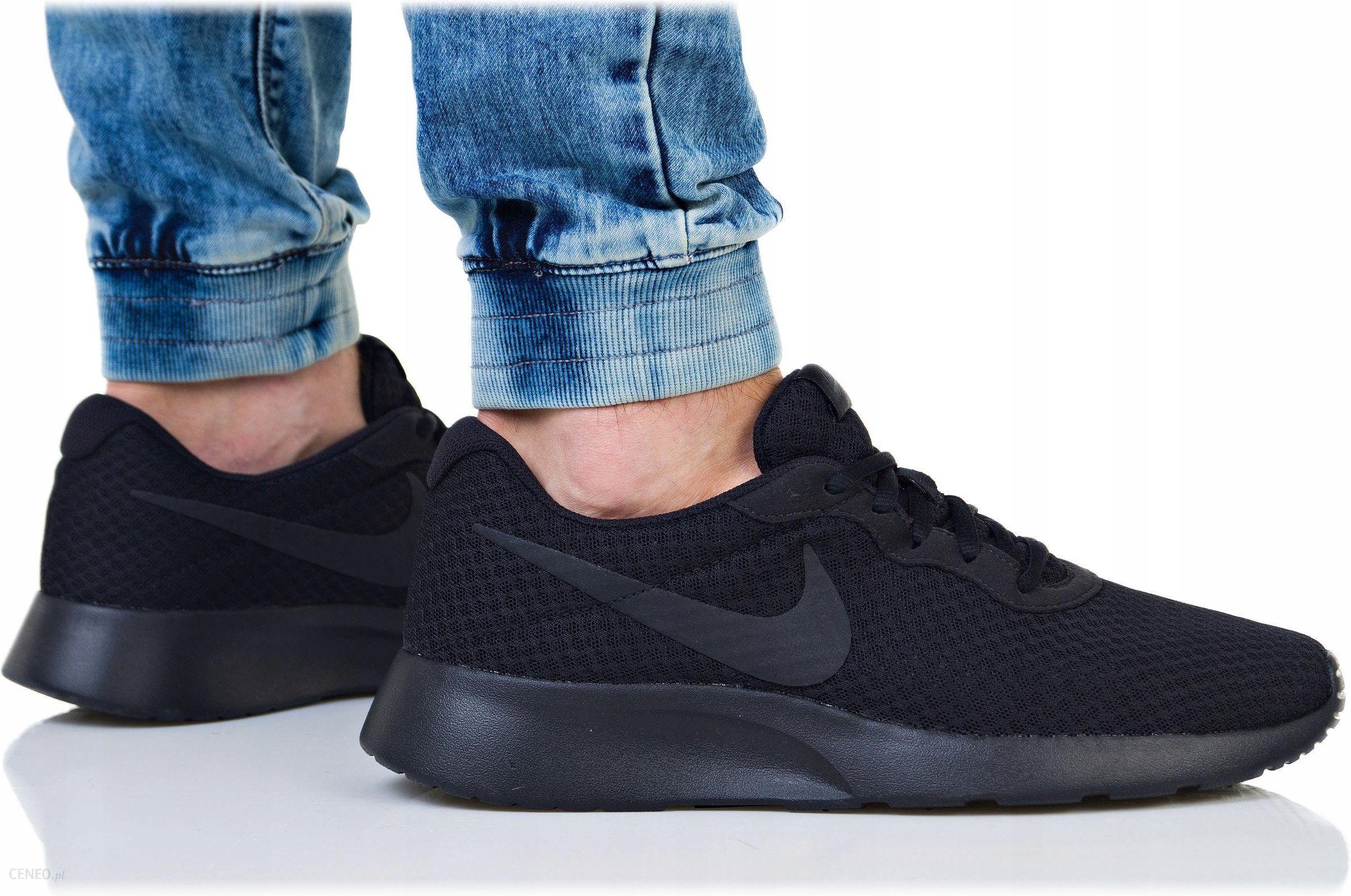 jakość wyprzedaż w sklepie wyprzedażowym unikalny design Buty Nike Tanjun 812654-001 Męskie Czarne - Ceny i opinie - Ceneo.pl