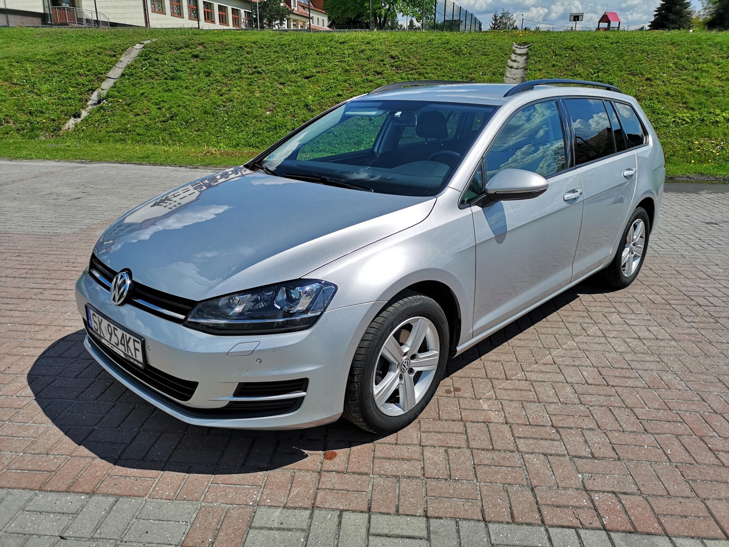 Volkswagen Golf Vii 16tdi Xenon Ambiente Pl Vat23