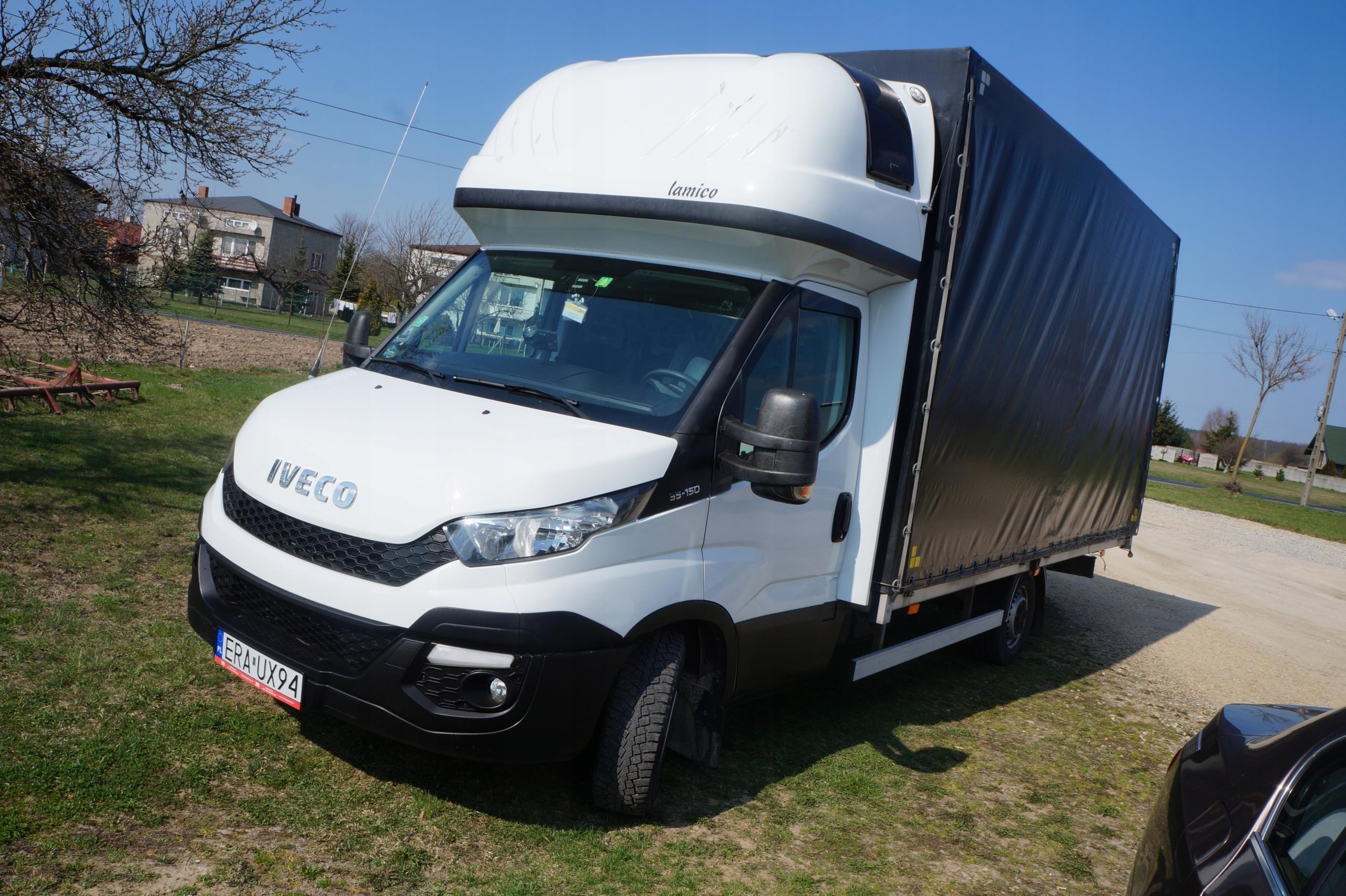 Samochod Dostawczy Iveco Daily Opinie I Ceny Na Ceneo Pl