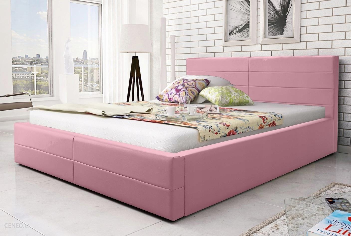 łóżko Sypialniane 160x200 Tapicerowane łoże Meble Opinie I Atrakcyjne Ceny Na Ceneopl