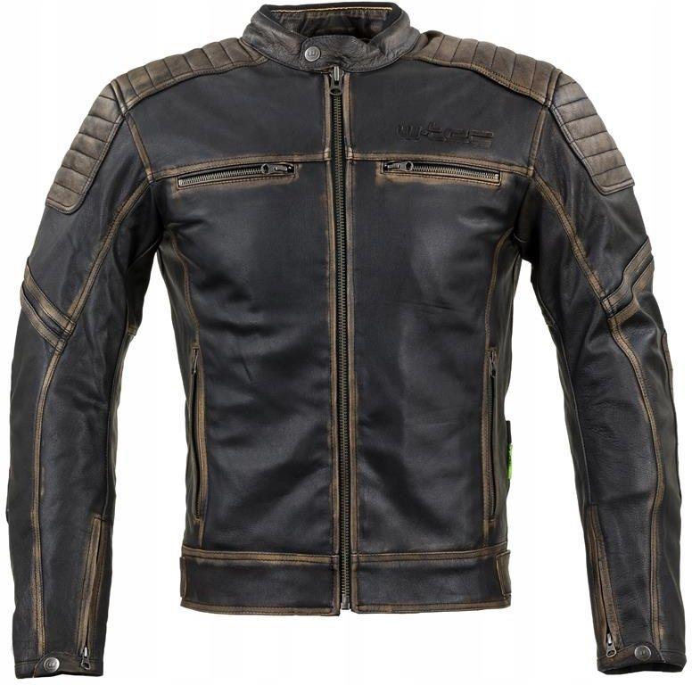 Skórzana kurtka motocyklowa W tec Mungelli rozm XL