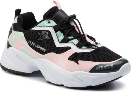 Sneakersy BRONX 66167A CJ BX 1525 Off WhiteBlackCobalt