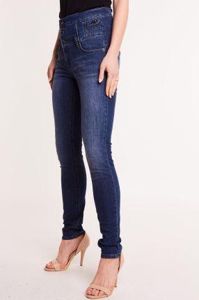 5a62723b61f4c Spodnie damskie - Tommy Hilfiger - Spodnie Culotte Joy - Ceny i ...