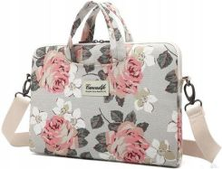 Canvaslife Briefcase Do Macbook Pro 15 White Rose